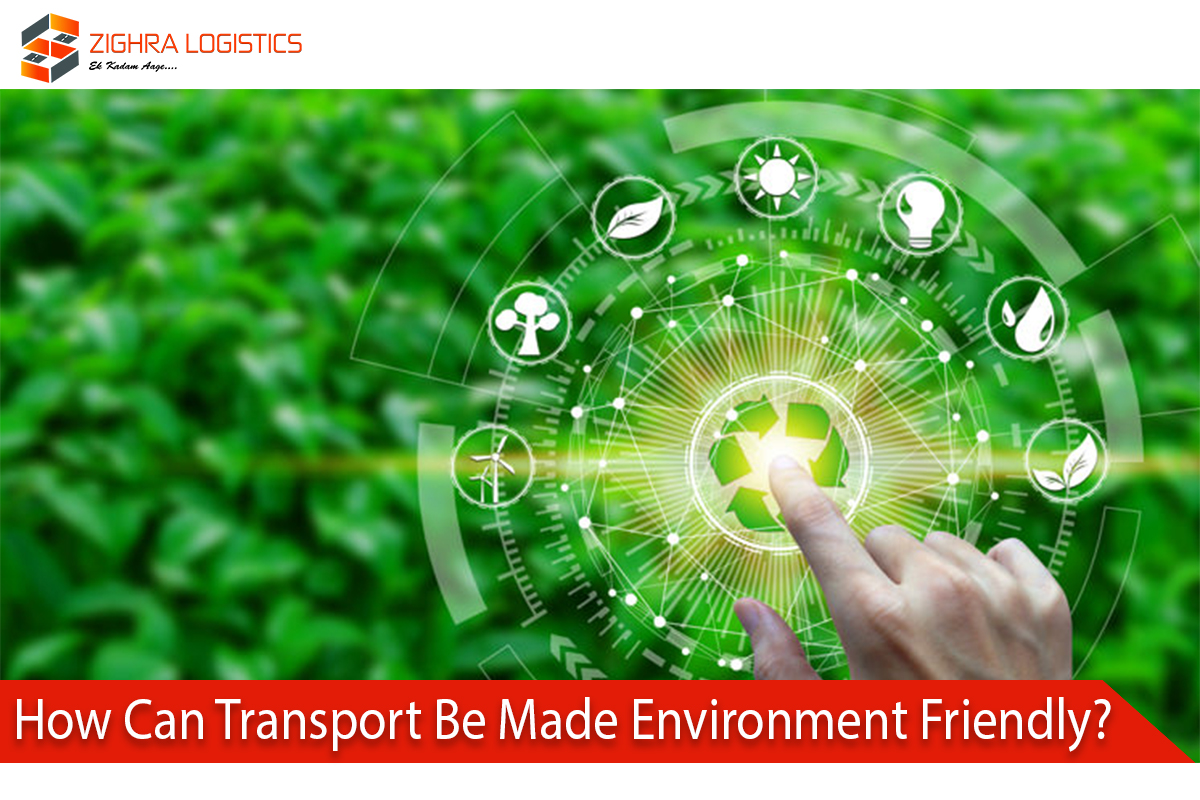 How Can Transport Be Made Environment Friendly?